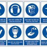 Biển báo bảo hộ lao động và một số thông tin bạn nên biết