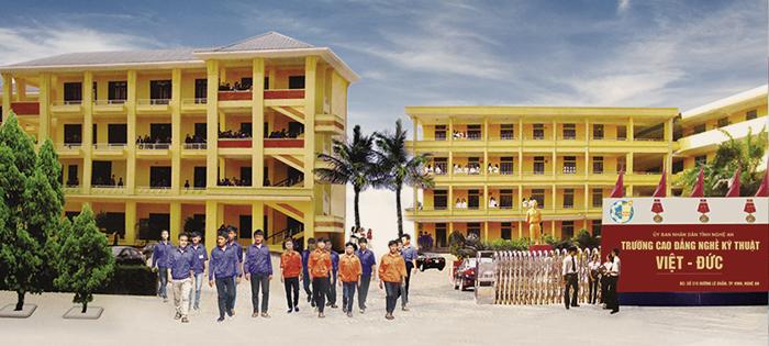 Trường Cao đẳng Kỹ thuật là đơn vị trực thuộc quản lý của Sở