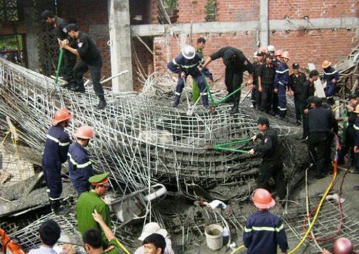 Tai nạn lao động nghiêm trọng
