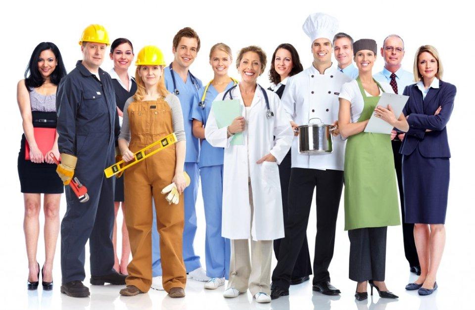 Những mối quan hệ có thể thiết lập dựa trên quan hệ lao động.
