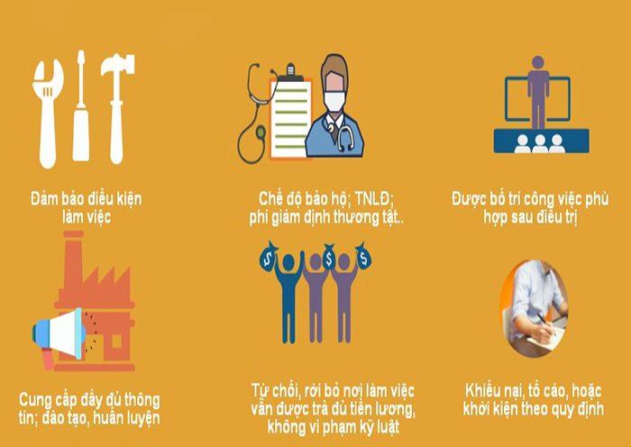 Vệ sinh lao động là các giải pháp hiệu quả mang đến môi trường làm việc ổn định cho lao động